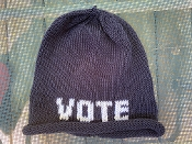 "Adult hat ""VOTE"""